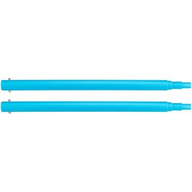 Get & Go komplet za igranje badmintona modre in oranžne barve 65KA[7/10]