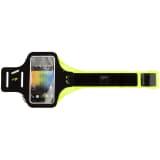 Avento Opaska naramienna na smartfona, żółta, 21PO-ZFG-Uni