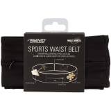 Avento Sports Belt Lycra Size L Black 21PR-ZWA-L