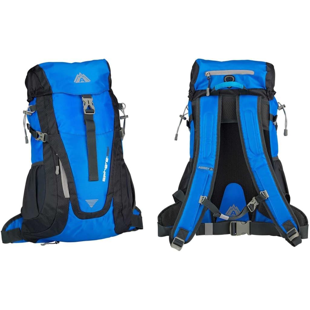 Abbey Backpack Aero Fit Sphere 35 L blauw 21QC BAG Uni