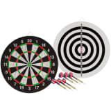 Abbey Darts Diana reversible con 2 juegos de dardos 52AZ-UNI-Uni