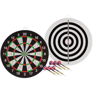 Abbey Darts Diana reversible con 2 juegos de dardos 52AZ-UNI-Uni[1/5]