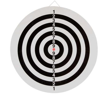 Abbey Darts Diana reversible con 2 juegos de dardos 52AZ-UNI-Uni[3/5]
