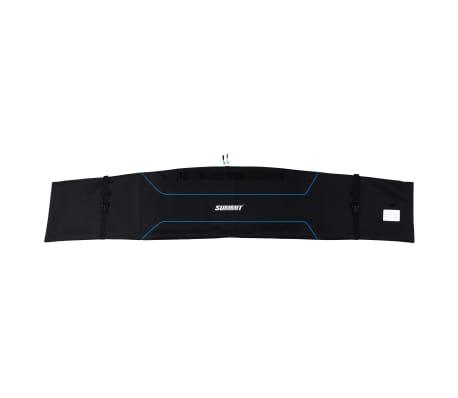 Summit skitaske str. L 190 x 40 x 2 cm sort og koboltblå