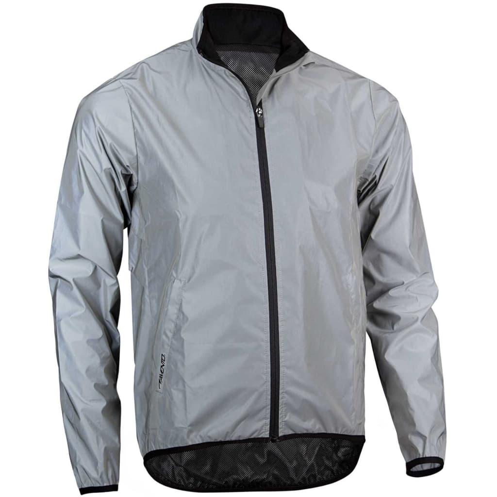 Avento Odblaskowa kurtka do biegania, męska, rozmiar L, 74RC-ZIL-L