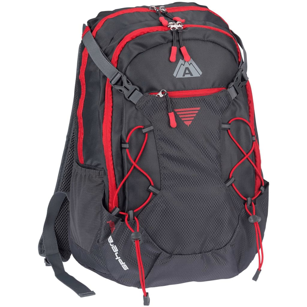 f934f30ef63 Afbeelding van Abbey Backpack Sphere 35 L antraciet 21QB AGR Uni