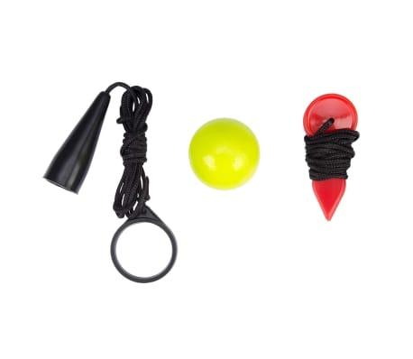 Get & Go Balinarski komplet V 6 krogel srebrne 52JU-CHR-Uni[3/4]
