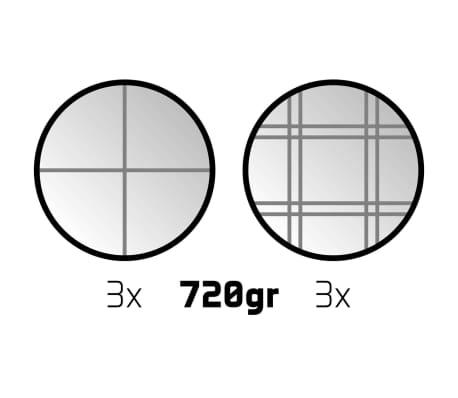 Get & Go Balinarski komplet V 6 krogel srebrne 52JU-CHR-Uni[4/4]