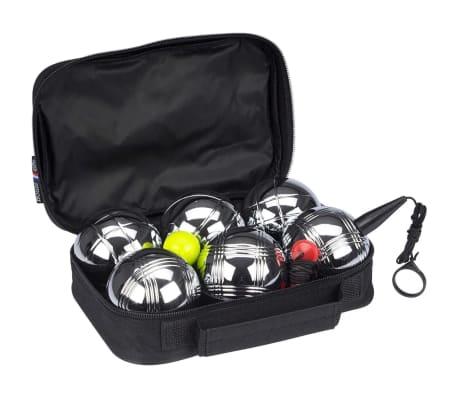 Get & Go Balinarski komplet VI 6 krogel srebrne 52JV-CHR-Uni[1/4]