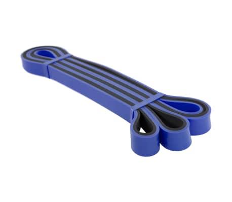 Avento vingrošanas lente, latekss, zila ar melnu, liela pretestība