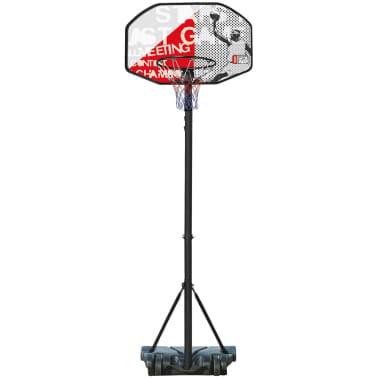 New Port Panier de basket Champion Shoot 140-213 cm 16NJ-ZWR-Uni[1/2]