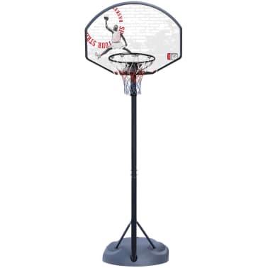 New Port Panier de basket sur pied Champion Squad 167-228 cm[1/2]