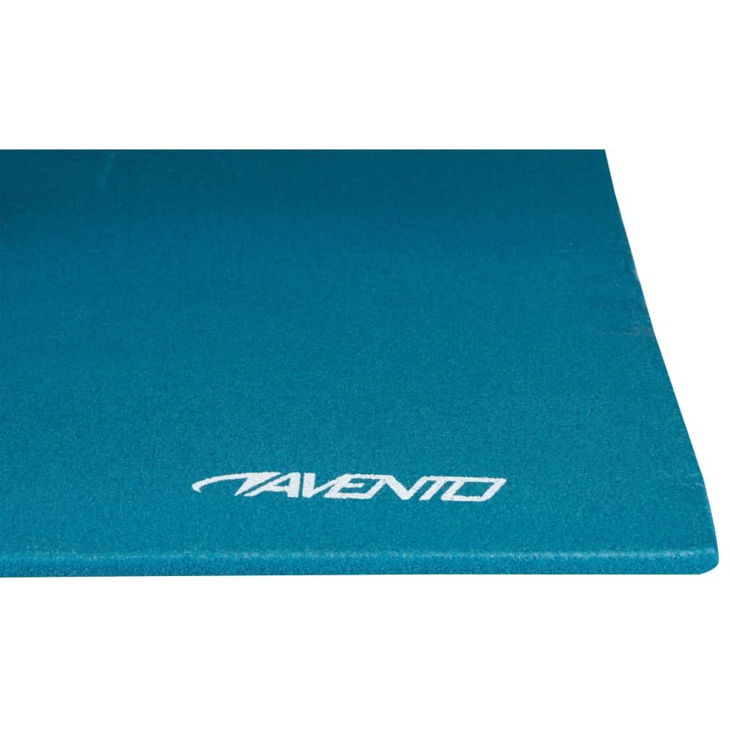 Avento Covoraș de exerciții multifuncțional XPE albastru poza 2021 Avento