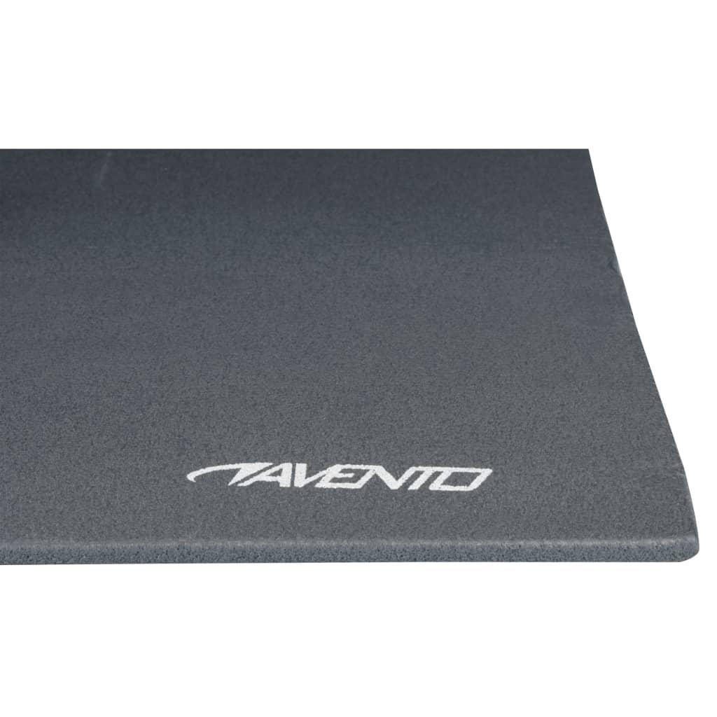 Avento Multifunkční cvičební podložka XPE šedá