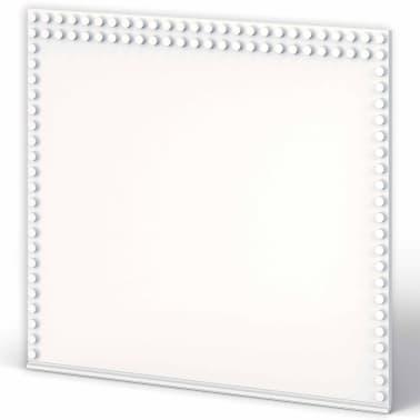 iWALLZ Set de plataformas de tres piezas blanco i8025[4/8]
