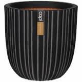 Capi Blomkruka Urban Tube 43x41 cm antracit PKANT933
