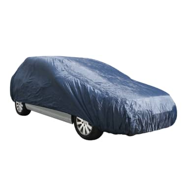 ProPlus Funda cubierta para coche S 406x160x119 cm azul oscuro[2/2]
