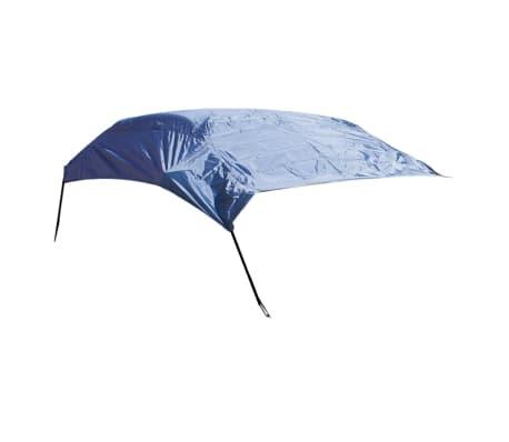 ProPlus Autohoes bovenkant M 259x122x60 cm donkerblauw[1/2]