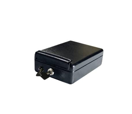 ProPlus stalen kluis met houder 225x165x85mm[3/3]