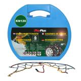 ProPlus Autonrenkaiden lumiketjut 12 mm KN120 2 kpl