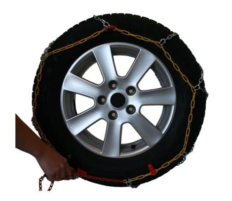 acheter proplus cha ne antid rapante de voiture 2 pcs 12 mm kn120 pas cher. Black Bedroom Furniture Sets. Home Design Ideas