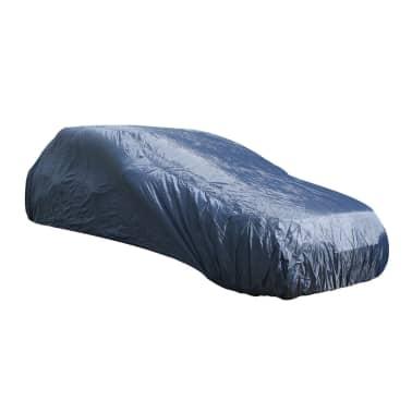 ProPlus Funda cubierta para coche XL 524x191x122 cm azul oscuro[1/2]