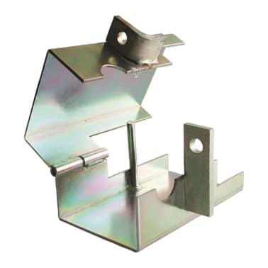 ProPlus Anhänger-Kastensicherung klappbar mit Schloss 341324S[2/6]