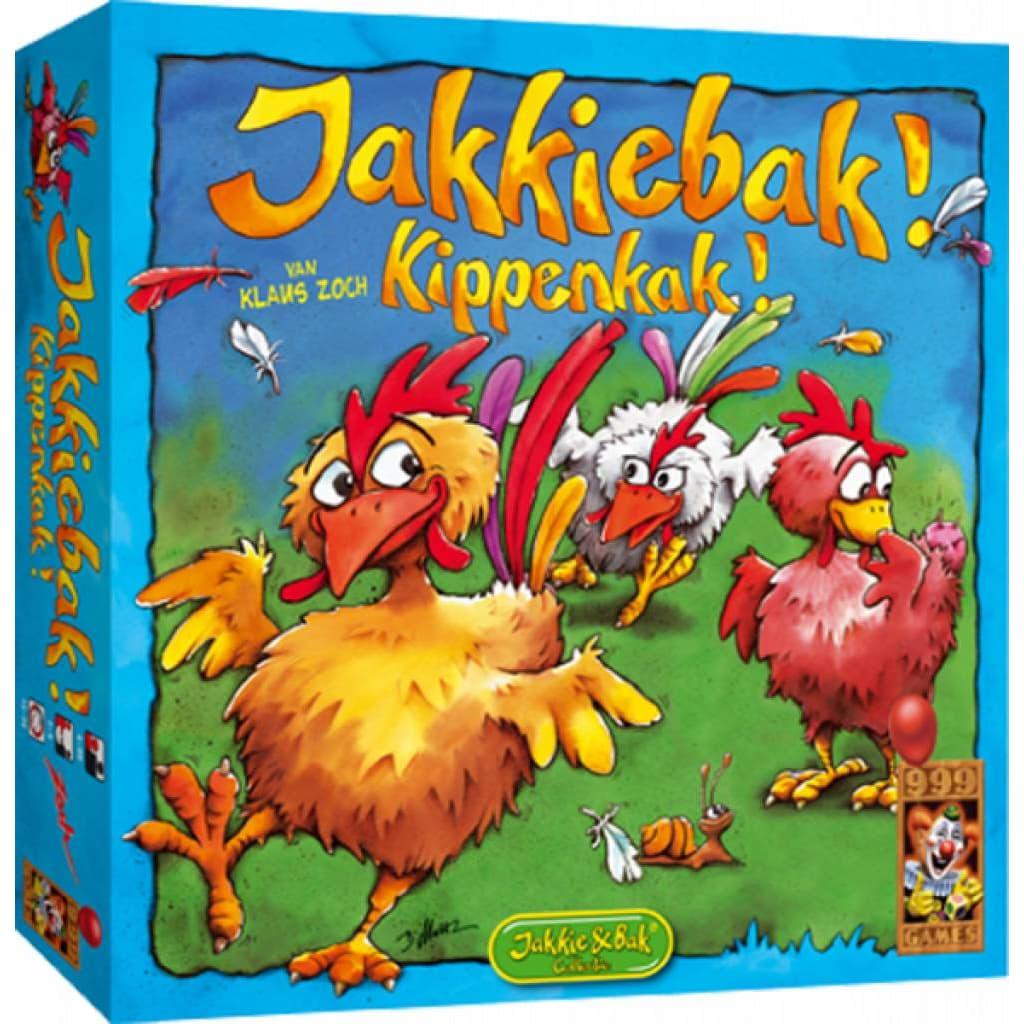 999 Games Jakkiebak! Kippenkak!
