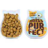 Miss Purfect cat snacks cheesy chunks 75 gram