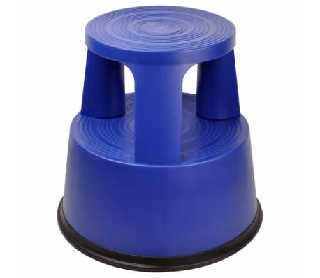 DESQ Escabeau 42,6 cm Bleu[1/2]