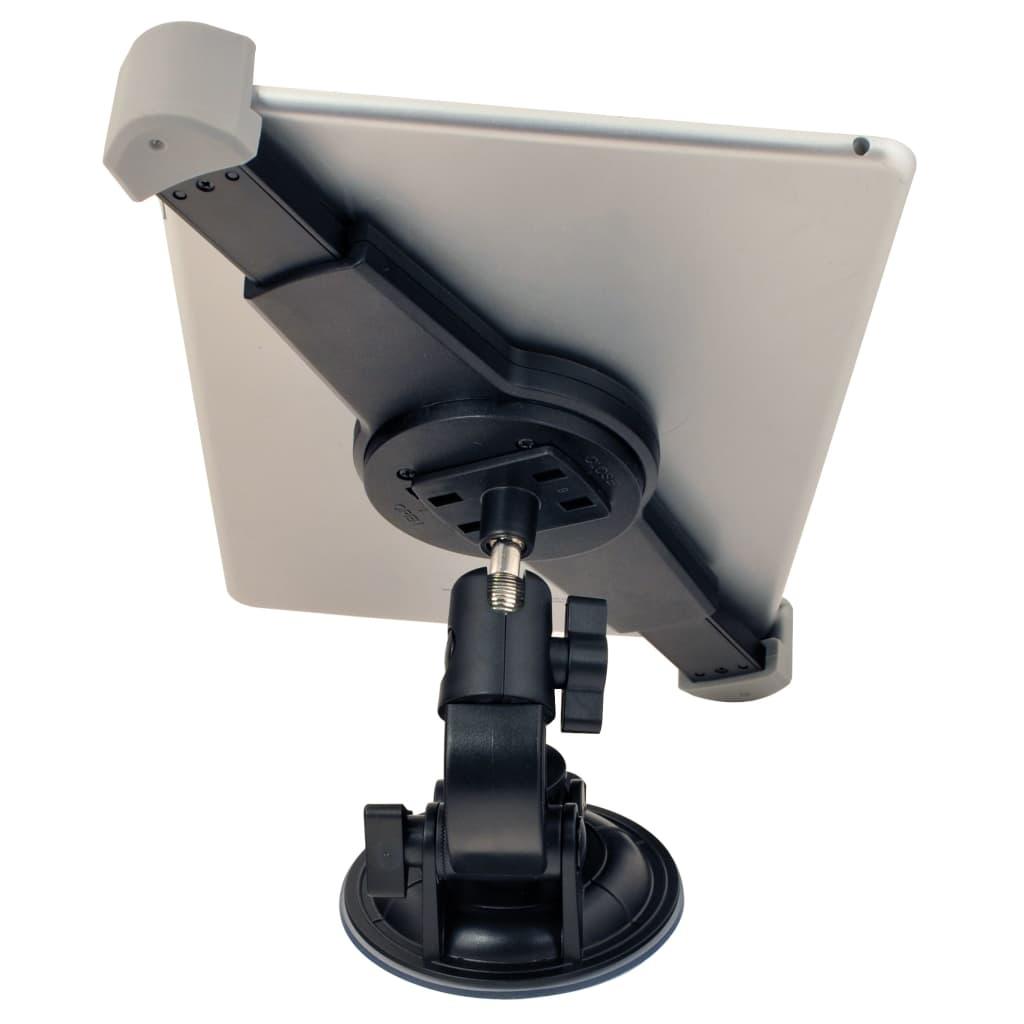 Foto van DESQ Tablethouder met zuignap zwart