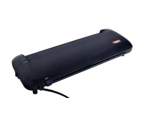 DESQ Plastifieuse à rouleau chaud Noir A4
