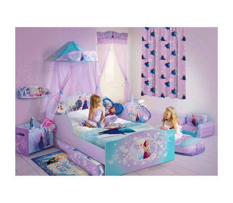 Disney tende per bambini personaggio elsa 250x140 cm viola - Tende per camerette disney ...