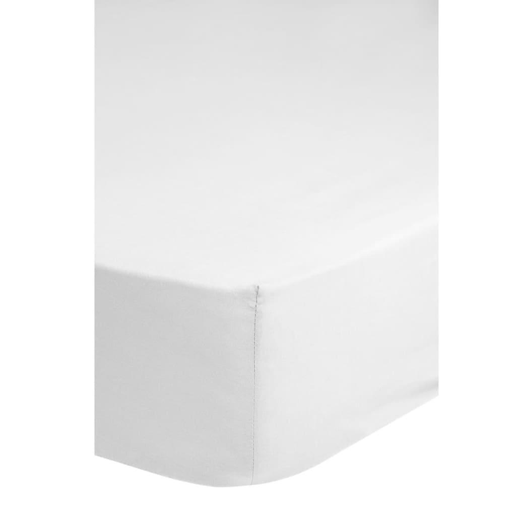 Emotion Jerseylaken 90/100x200 cm hvit 0200.00.42