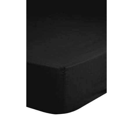 Emotion Dra-på-lakan jersey 90/100x200 cm svart 0200.04.42