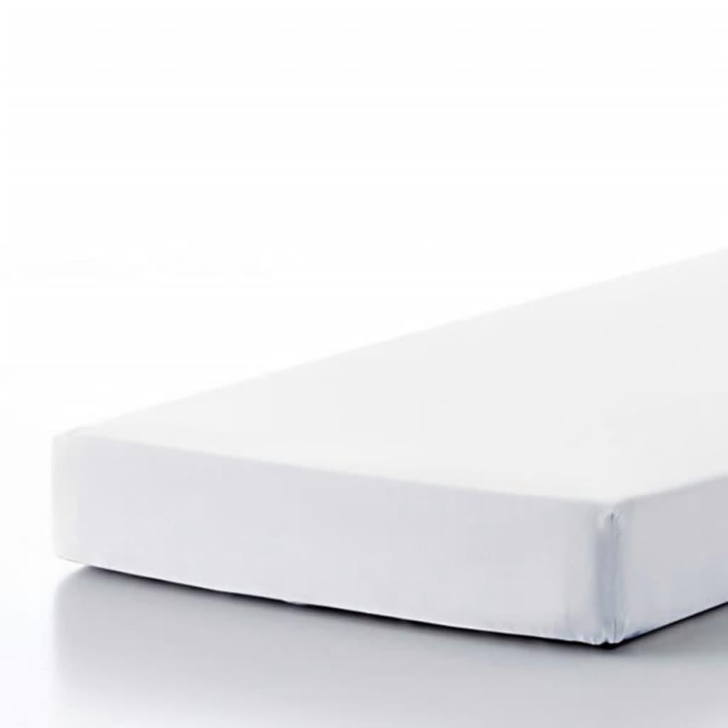 Emotion Strykefritt jerseylaken 90x200 hvit 0220.00.43