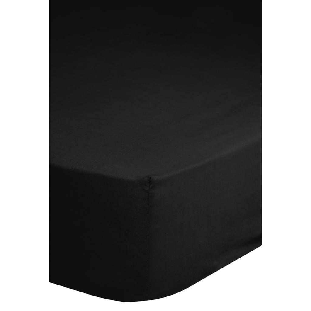 Emotion Strykefritt laken 90x220 cm svart 0220.04.43