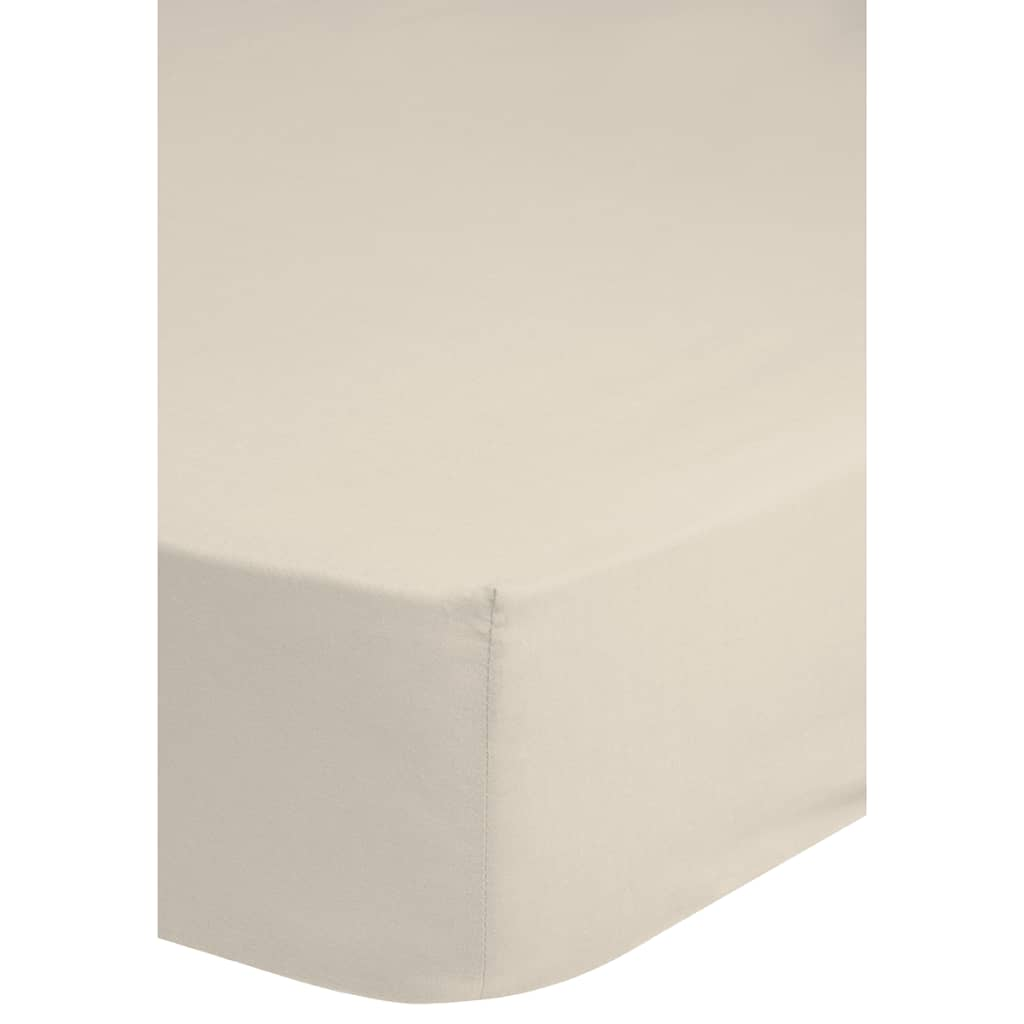 Emotion Jerseylaken 180x220 cm beige 0200.01.47