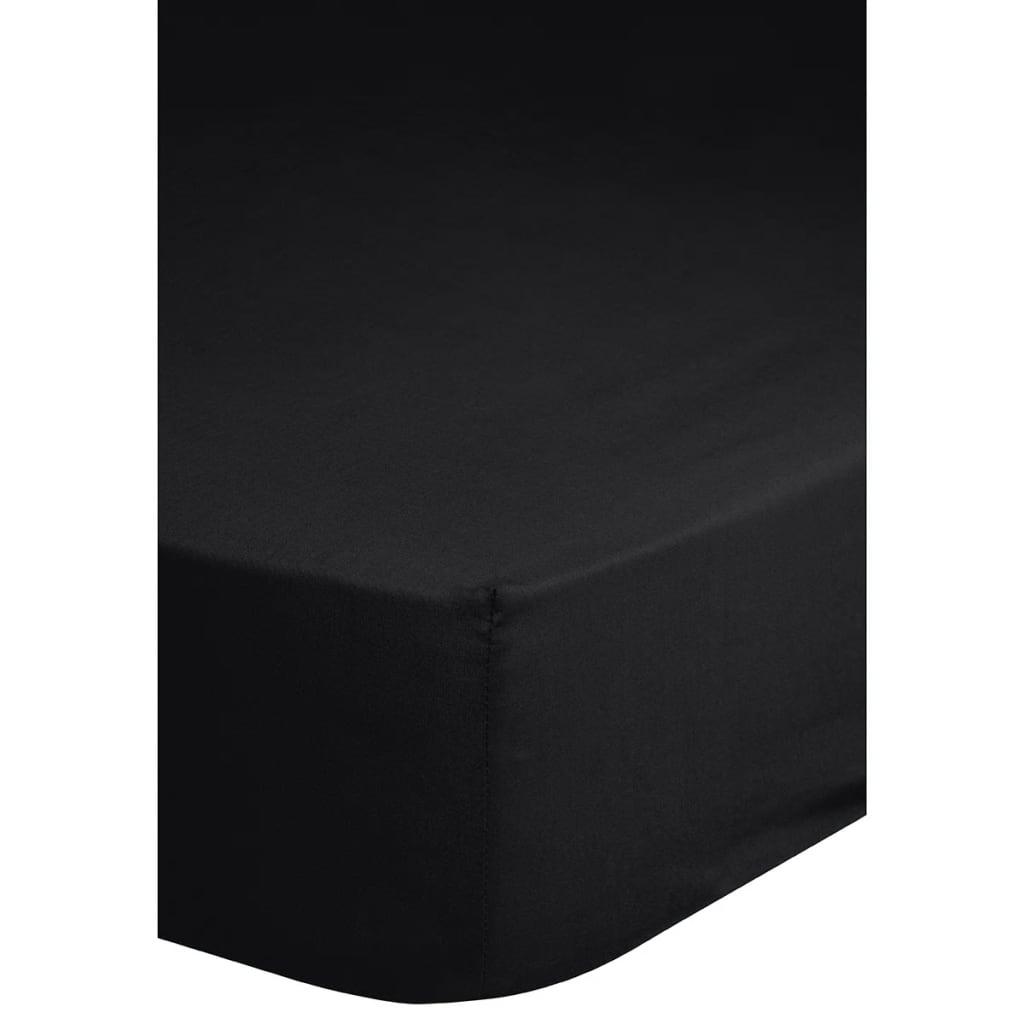 Emotion Jerseylaken 180x220 cm svart 0200.04.47