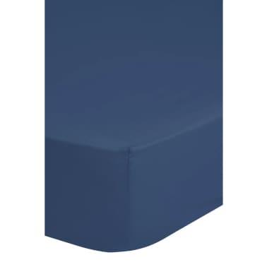 Emotion Dra-på-lakan strykfri 80x200 cm blå 0220.24.41[2/2]