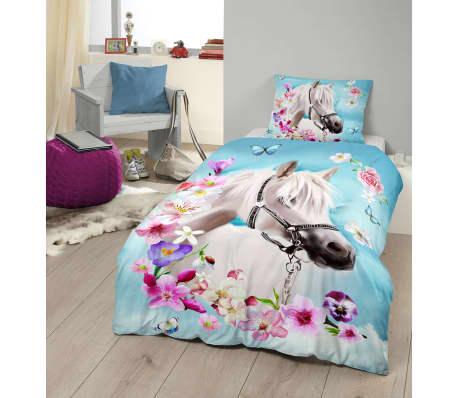 good morning bettw sche set 4924 p my beauty 135 x 200 cm mehrfarbig g nstig kaufen. Black Bedroom Furniture Sets. Home Design Ideas