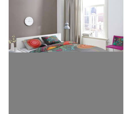 acheter hip housse de couette 5371 h freya 240x200 220 cm multicolore pas cher. Black Bedroom Furniture Sets. Home Design Ideas