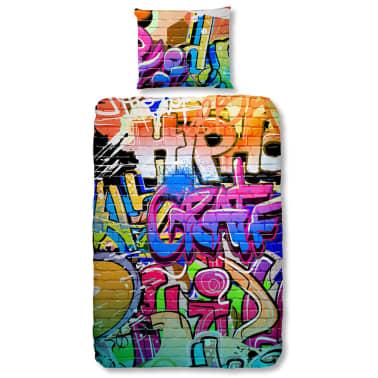 """Good Morning Husă pilotă """"5481-P GRAFFITI"""", multicolor, 135 x 200 cm[1/3]"""