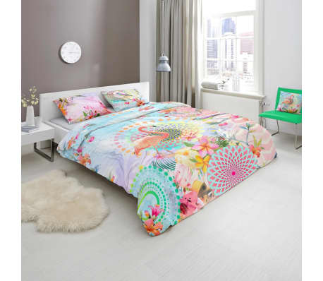 HIP Housse de couette 5589-H VIRGINIA 200 x 200/220 cm Multicolore[2/2]