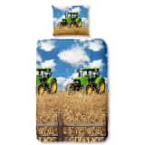 Good Morning Bettwäsche-Set 5604-A FARMER 140 × 200/220 cm Mehrfarbig