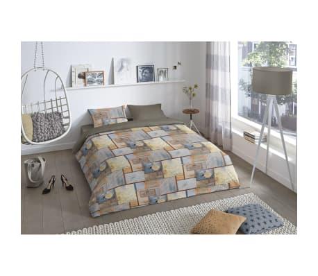 Good Morning Bäddset 5746-A MARTIN 200x200/220 cm flerfärgat[2/2]