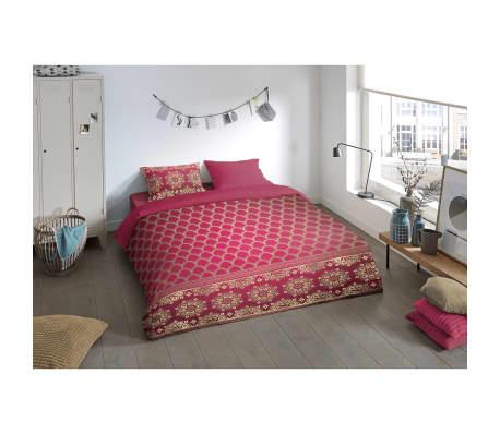 pure bettw sche set 5672 m abu 140 200 220 cm mehrfarbig g nstig kaufen. Black Bedroom Furniture Sets. Home Design Ideas