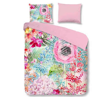 acheter pure housse de couette 5710 m lizzy 140x200 220 cm multicolore pas cher. Black Bedroom Furniture Sets. Home Design Ideas