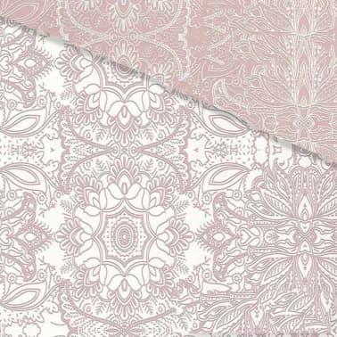 Descanso Bäddset 9308-K 200x200/220 cm rosa[3/3]