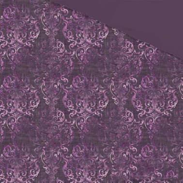 Descanso Bäddset 9306-K 240x200/220 cm lila[2/3]